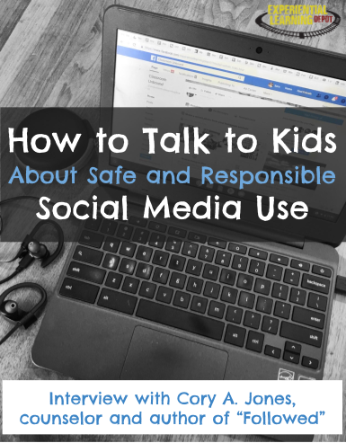 Children use social media. If they aren't now, they will at some point in their young lives. Check out this blog post on how to talk to your children about safe and responsible social media use through storytelling. Start the conversation now.
