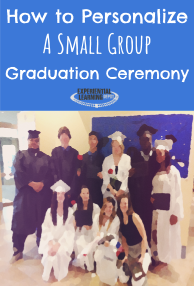 A small graduating class is a special thing for many reasons, one of which is that there is time in the graduation ceremony to celebrate each student. Check out 15 ways to personalize a small group graduation ceremony.