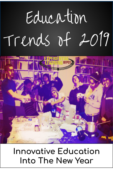 Which trends in education in 2019 are here to stay and which will hang on? I think these innovative trending educational strategies are here to stay. Which trends will you take on going into the New Year?