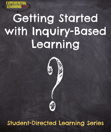 Inquiry-based learning is a powerful learning tool, especially when the inquiry activity is student-directed. Check out my latest blog post to see how you can get started with student-directed open inquiry.