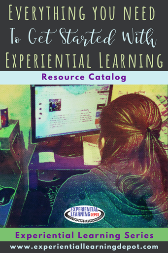 Experiential learning is such a powerful learning tool, and it is not as intimidating as it may seem to get started. All you need are the right resources to guide students in student-directed, personalized learning experiences. Experiential Learning Depot has you covered.