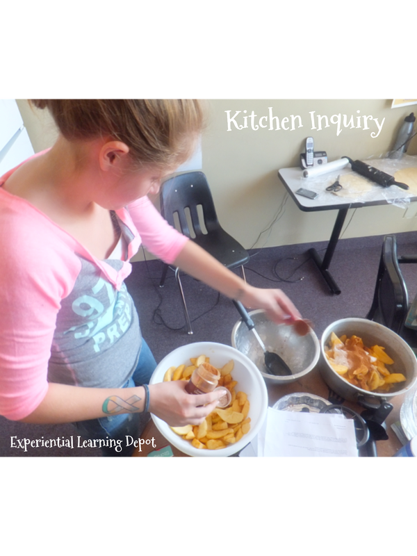 10 Winter-Inspired Kitchen Inquiry Activities: There is so much to learn in the kitchen, especially when it comes to science! There is so much knowledge and skill to gain while cooking, and even more so if the experience is inquiry-driven and child-led. Check out these inquiry cooking activities to get started.