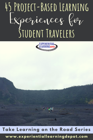 45 PBL Projects for Educational Travel Experiences - Project-based learning is a fun and interesting way to enhance learning on any travel experience, whether it's while worldschooling, on a school trip, or even expanding ones' skills and knowledge on a personal or family travel adventure. Project options are endless. Here are a few high school project ideas to get you started.