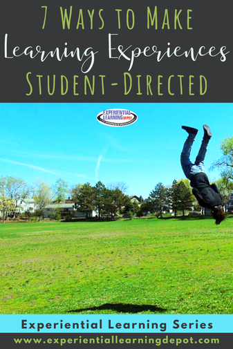 What is student-directed learning and how can I apply it to my classroom? This blog post has all the answers.