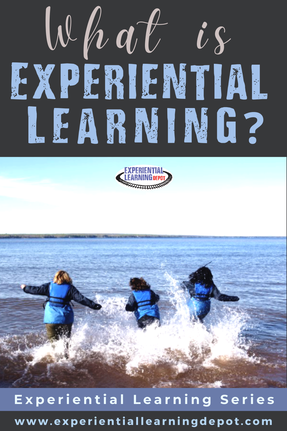 Experiential learning is essentially learning through experience, but it is not as simple as hands-on learning activities. There are some other essential components that make experiential learning such a profound and powerful learning tool. Check it out here and learn how you can incorporate experiential learning activities into your home, outdoor, or classroom learning environment.
