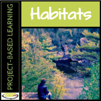 Project-Based Learning Resources about Habitats