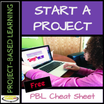 Self-Directed Project-Based Learning Cheat Sheet