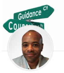 Cory A. Jones, seasoned school counselor and author of